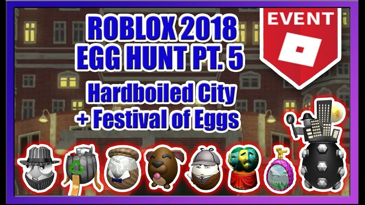 Roblox Egg Hunt 2018 Not Working