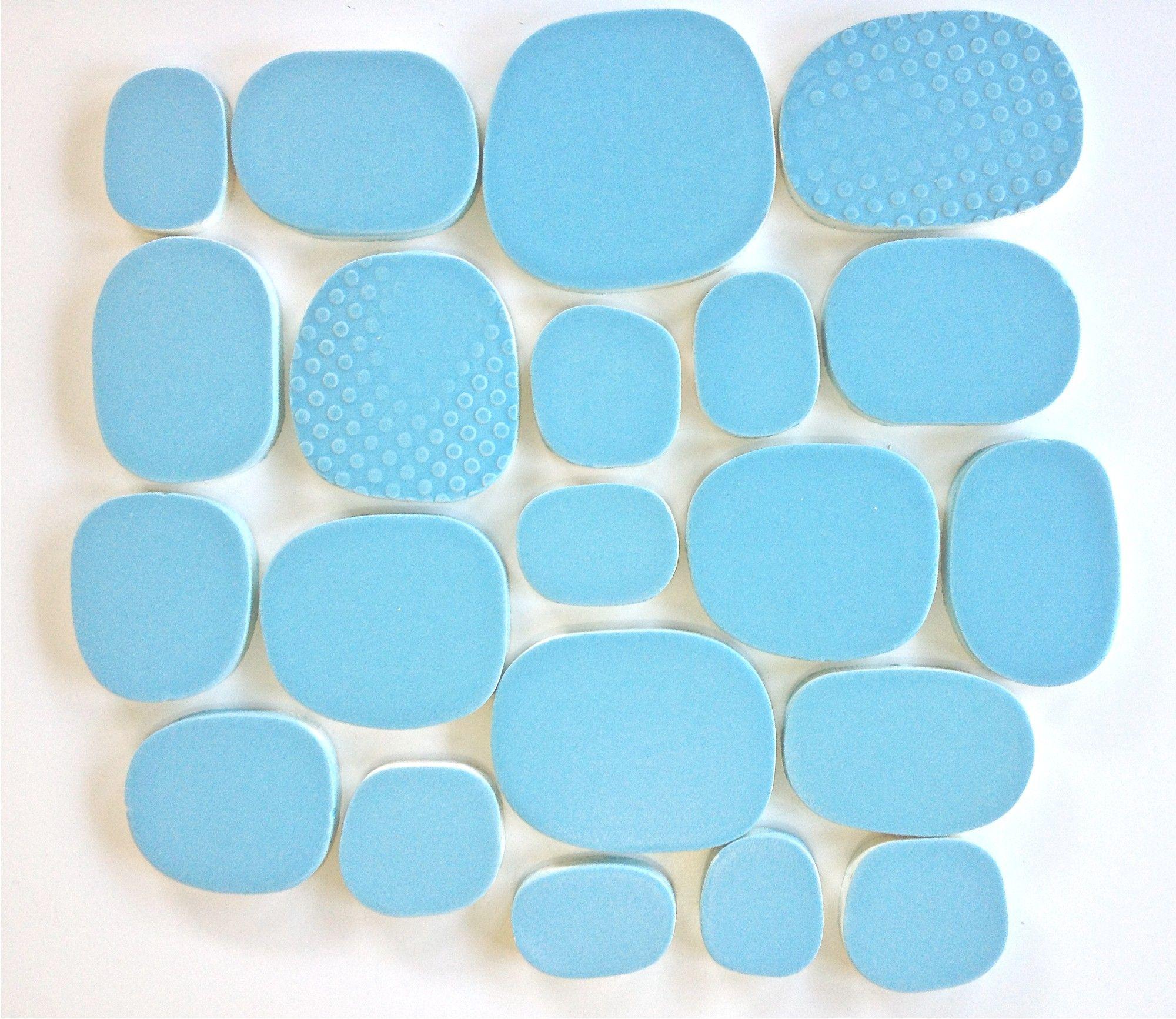 Rex Ray Studio Ceramic Tile Rox - \
