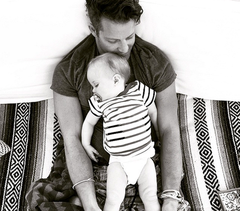 nate berkus and his daughter poppy see more http www. Black Bedroom Furniture Sets. Home Design Ideas