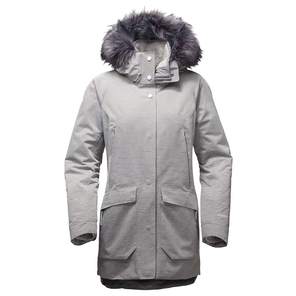 58874e446 The North Face Women's Cryos GTX Jacket - XS - Mid Grey Gradient ...