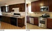 Photo of 30 Awesome RV Kitchen Remodel Ideen mit vor und nach Bildern 12 – #Awesome …