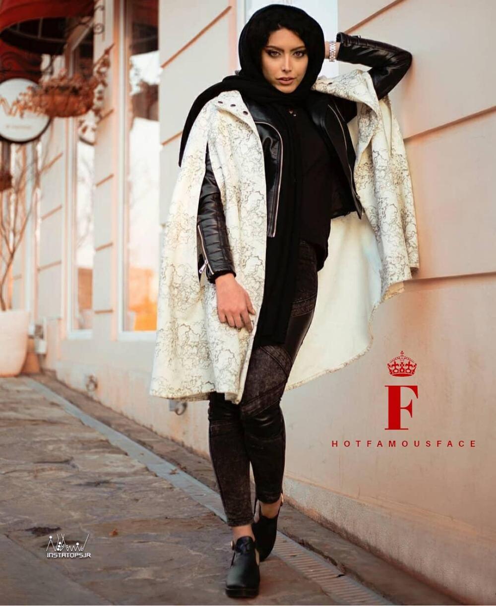 عکس های جدید ساناز طاری بازیگر نقش مهدخت در سریال شمعدونی 5 عکس دانلود فیلم دانلود سریال عکس جدید بازیگران زن ایرانی ع Fashion Winter Jackets Persian Girls