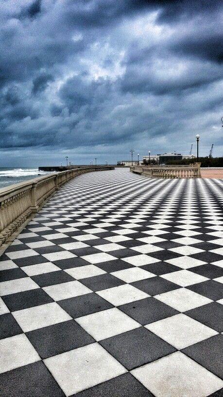 Livorno, Terrazza Mascagni | Northern Italy | Pinterest | Italy ...