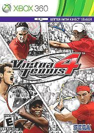 New Virtua Tennis 4 Xbox 360 Game Sealed Sega Virtual Tenis Sports Us Ntsc From 17 89 Juegos Pc Descargar Juegos Para Pc Juegos Para Pc Gratis