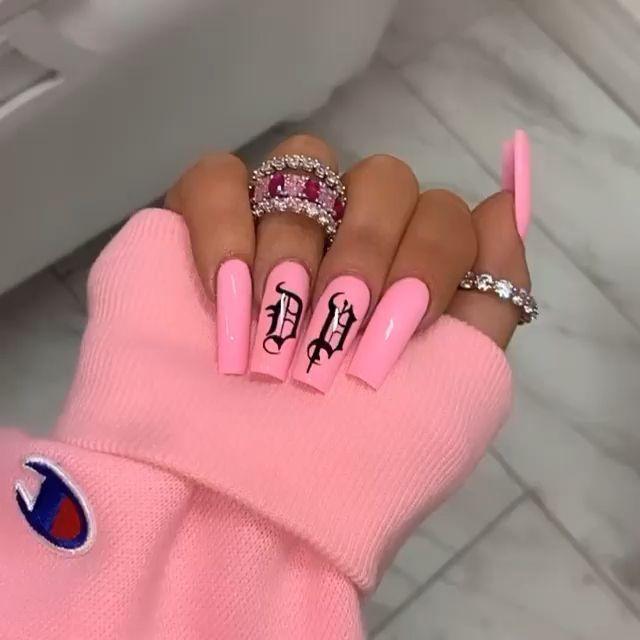 Nails Aesthetic Hair Beauty – Nails aesthetic #nails #aesthetic , nägel ästh…