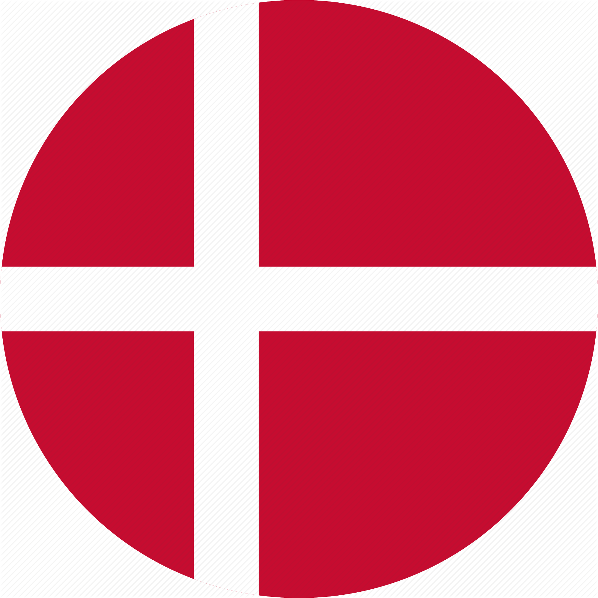 Rounded Flat Country Flag Collection By Ujj Bence Flag Icon Denmark Flag Denmark