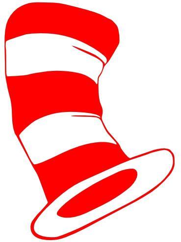 files jpg free svg wpc cut files pinterest cricut rh pinterest com dr seuss cat in the hat clip art Dr. Seuss Hat Graphic