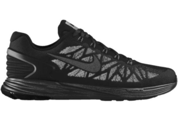 Nike Lunarglide 6 Mens Id Flash Chaussure De Course nouvelle mode d'arrivée KBeZ5IDUt