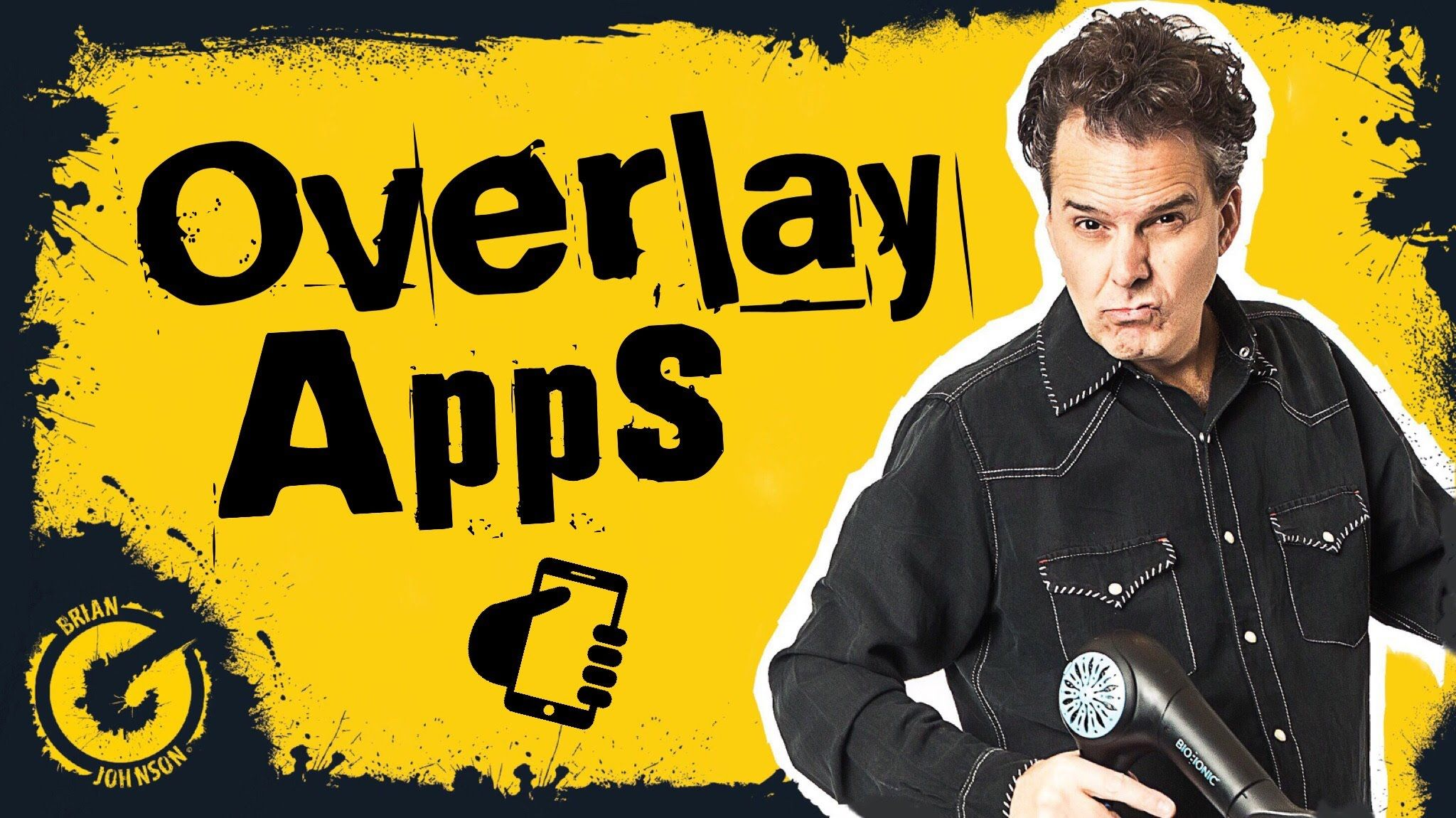 Video Overlay Apps Android & iOS Video Overlay App