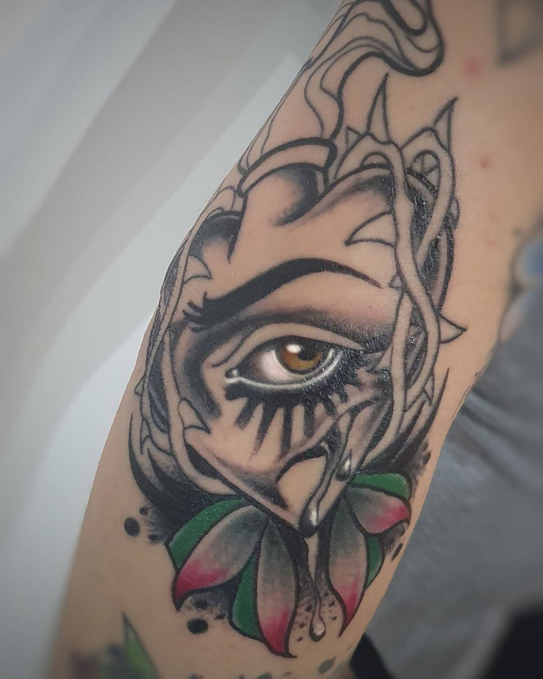 #tattoolife##tattooworkers#tattootracosfinos#tattoostuff#tattooart#tattooink