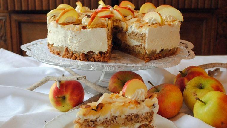 Apfel Amarettini Torte Recipe Baking Pinterest Baking Cake