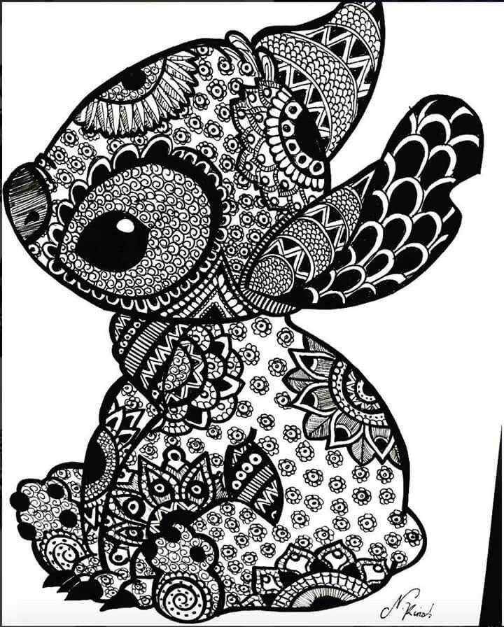 Pin de Luis Pablo en Hecho Stitch