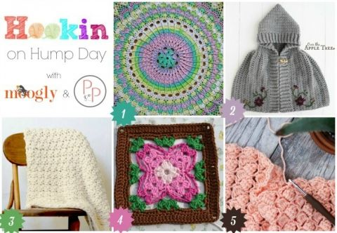 Hookin\' on Hump Day #126: Link Party for the Fiber Arts | My crochet ...