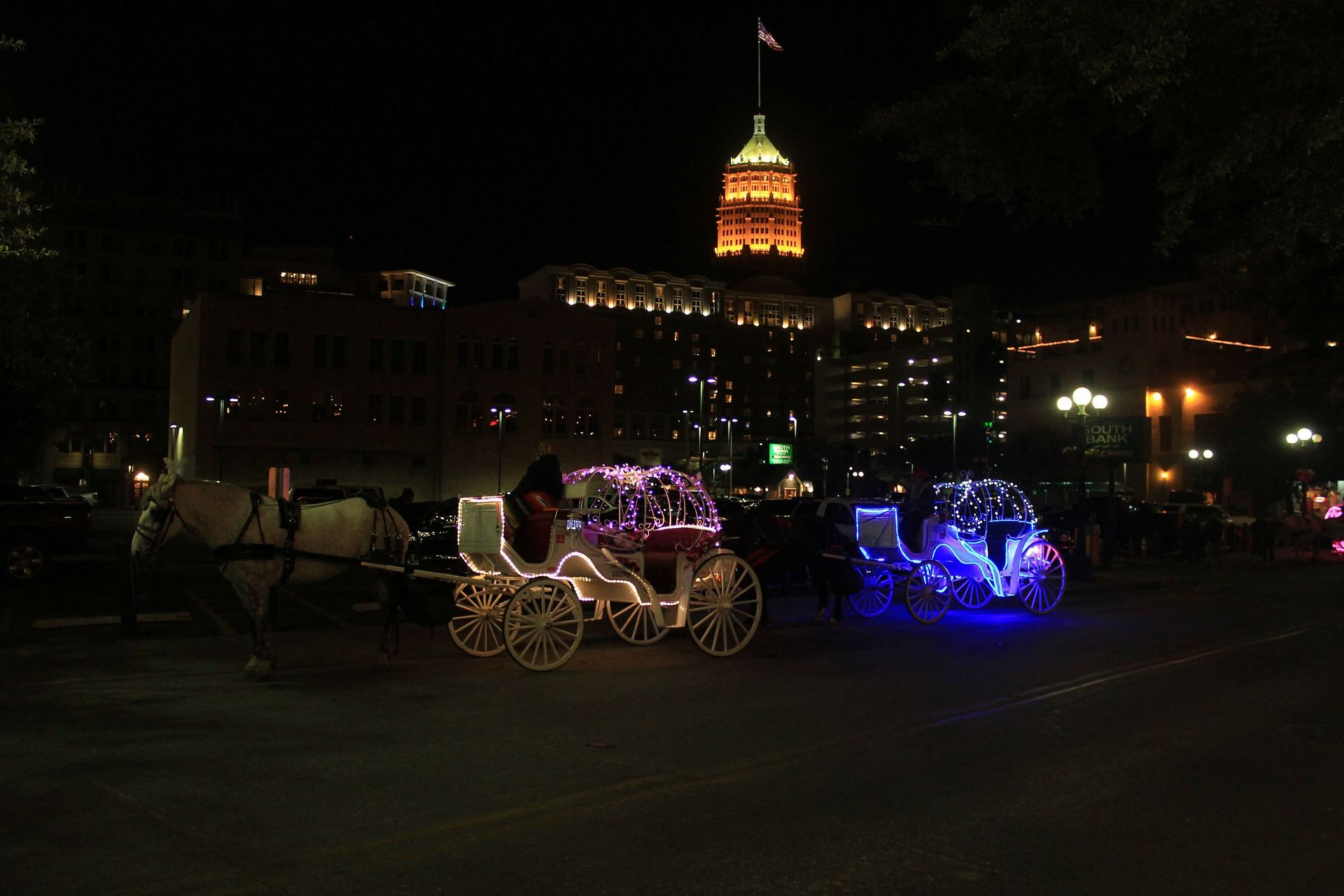 San Antonio New years eve fireworks, San antonio