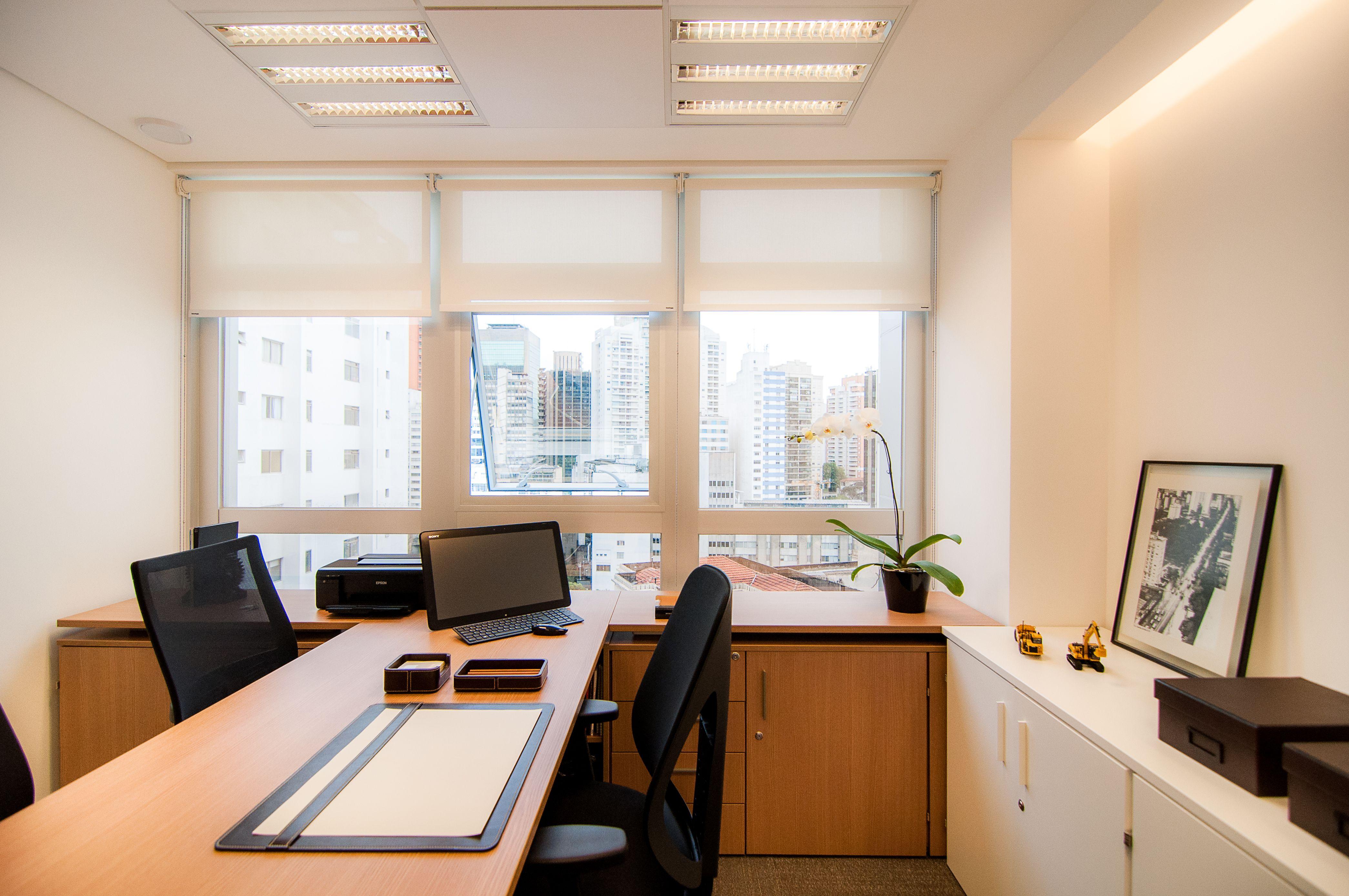 Natural Light Office Natural Light Office S Akiliboonco