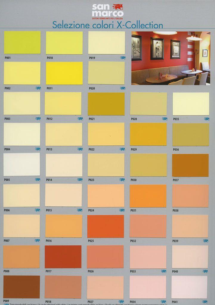 L'azienda, con sede a nizza, fornisce un'ampia gamma di vernici per interni efficienti, dal potere coprente e decorativo, con linee dedicate a tutte le esigenze di interior design. Pin Su Palette Colori Per Pareti