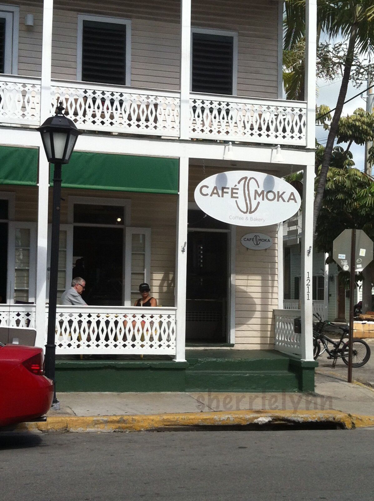 Duval Street, Key West Florida.