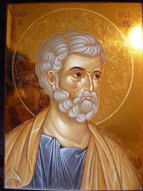 Whispers of an Immortalist: Icons of Apostles and Evangelists 1