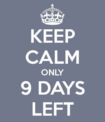 Pin By Pallavijoshi On Keep Calm Countdown Board Calm Keep Calm Waxing Memes
