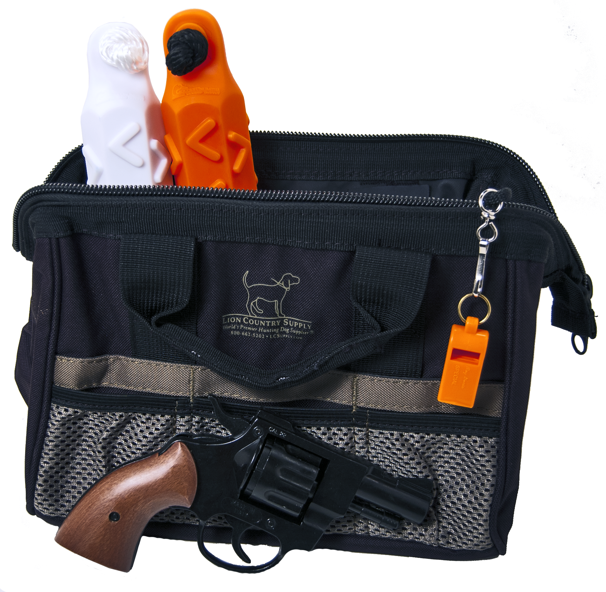 LCS Bumper/ Equipment Bag  Great for holding all of your hunting and training needs! At a great price!  #huntingbag #trainingbag #dogs #dog #hunting #lcs #lioncountrysupply