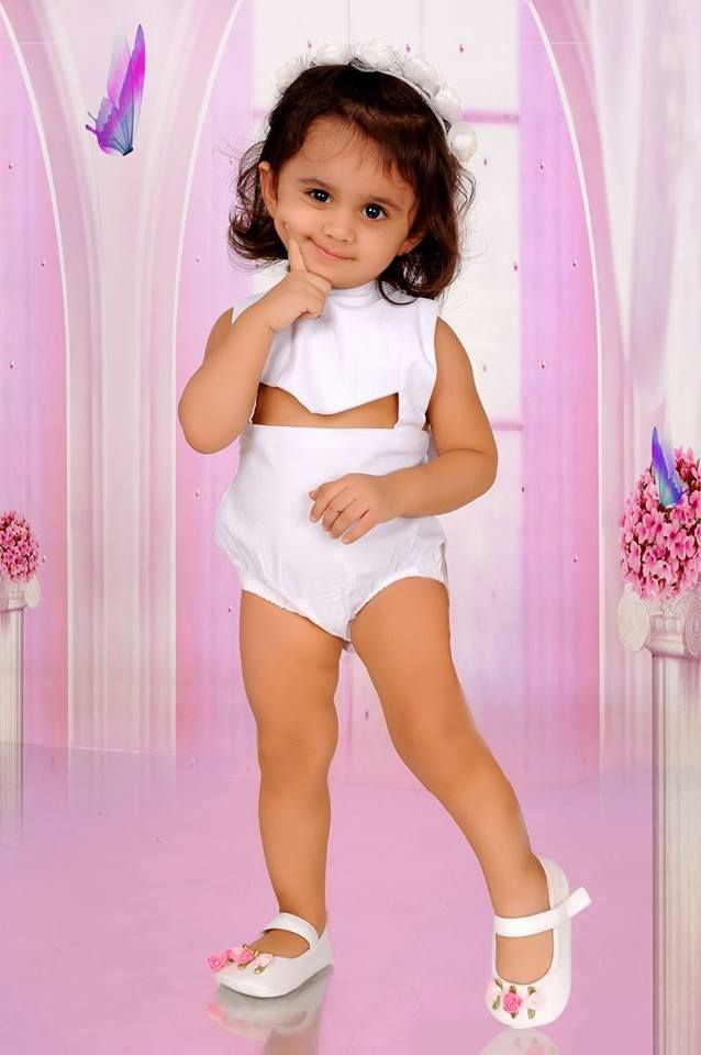 f4ee0bf37 Cute White Baby Romper Jumpsuit