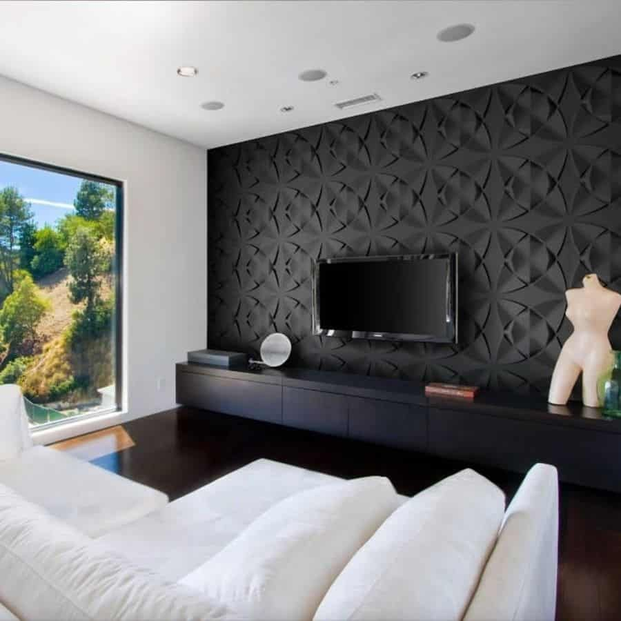 The Top 47 Living Room Color Ideas Interior Home And Design Textured Wall Panels Wall Paneling Decorative Wall Panels