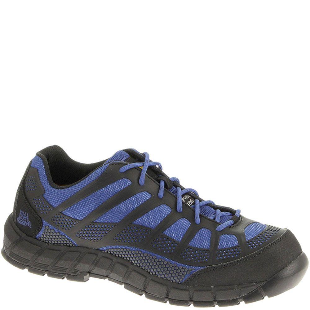 90286 Caterpillar Menu0026#39;s Streamline Safety Shoes - Black ...