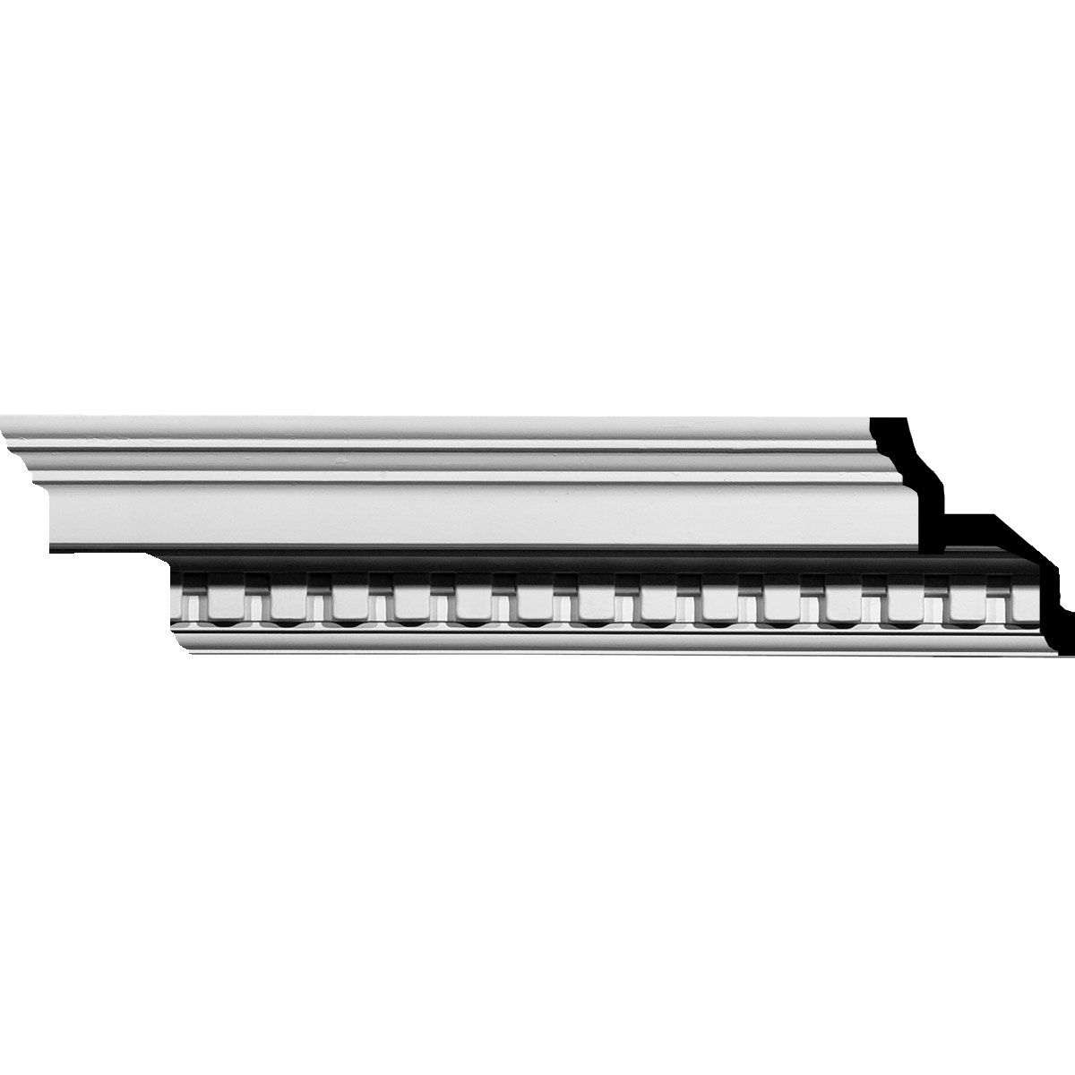 4 inch crown molding - Mld04x04x06de 25 50beautiful Crown Moulding Is A Great Way To Separate And Define Each Room