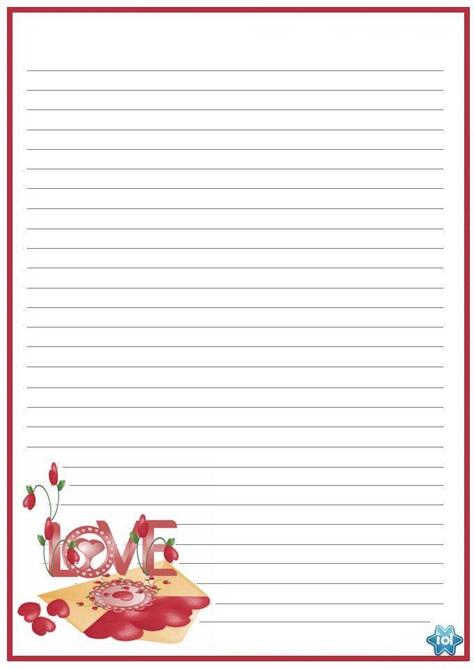 Veja aqui os melhores papel de cartas de amor pra você Salvar e ...