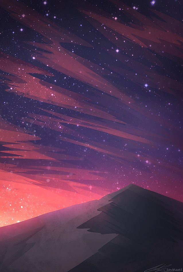 ZandraArt — quick mountain