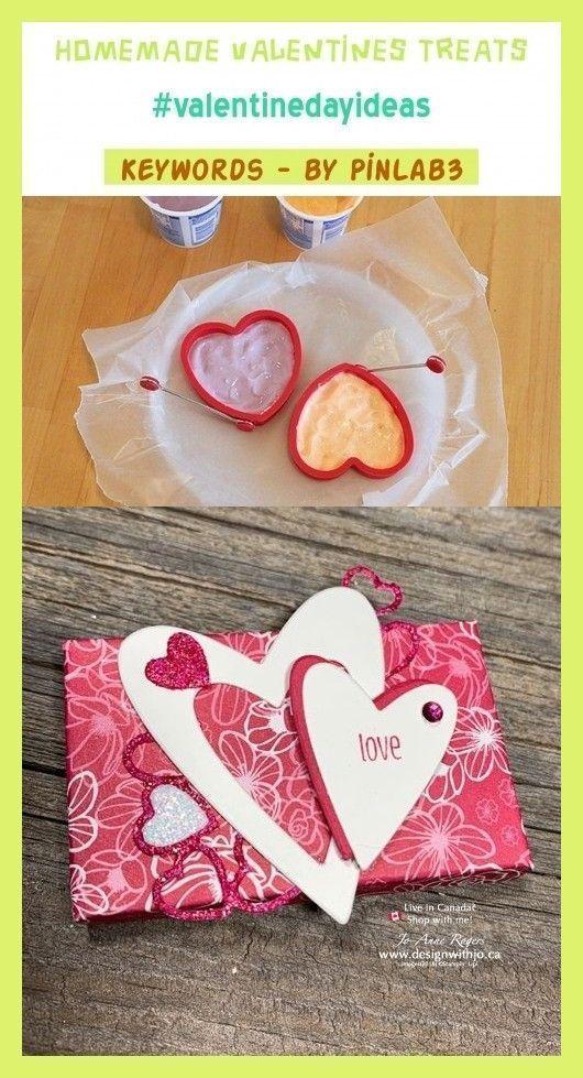 Hausgemachte Valentines Treat #valentinedayideas # Feiertage & Party. hausgemacht ... T ..., #amp #Feiertage #Hausgemacht #Hausgemachte #Party #Treat #valentinedayideas #Valentines
