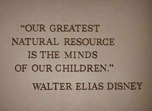 On The Importance Of Education Walt Disney Quotes Education Quotes Quotes For Kids