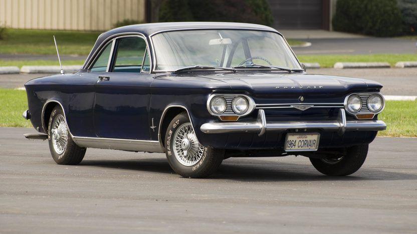 1964 Chevrolet Corvair Monza Coupe S27 Bob Mcdorman Collection 2010 In 2020 Chevrolet Chevrolet Corvair Monza