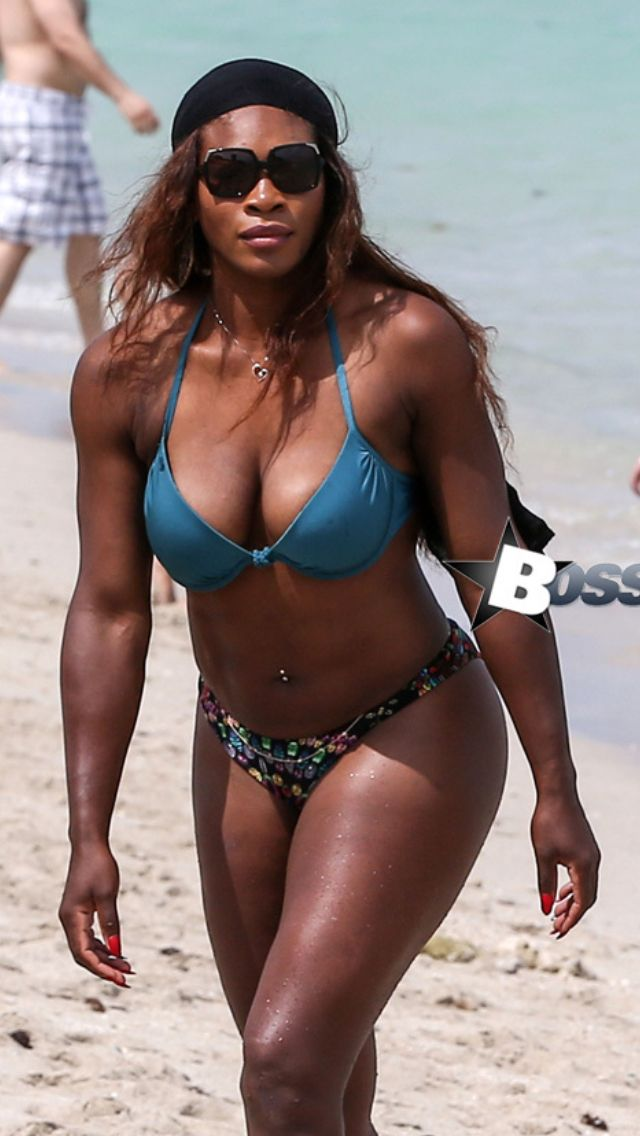 Serena bikini beach world