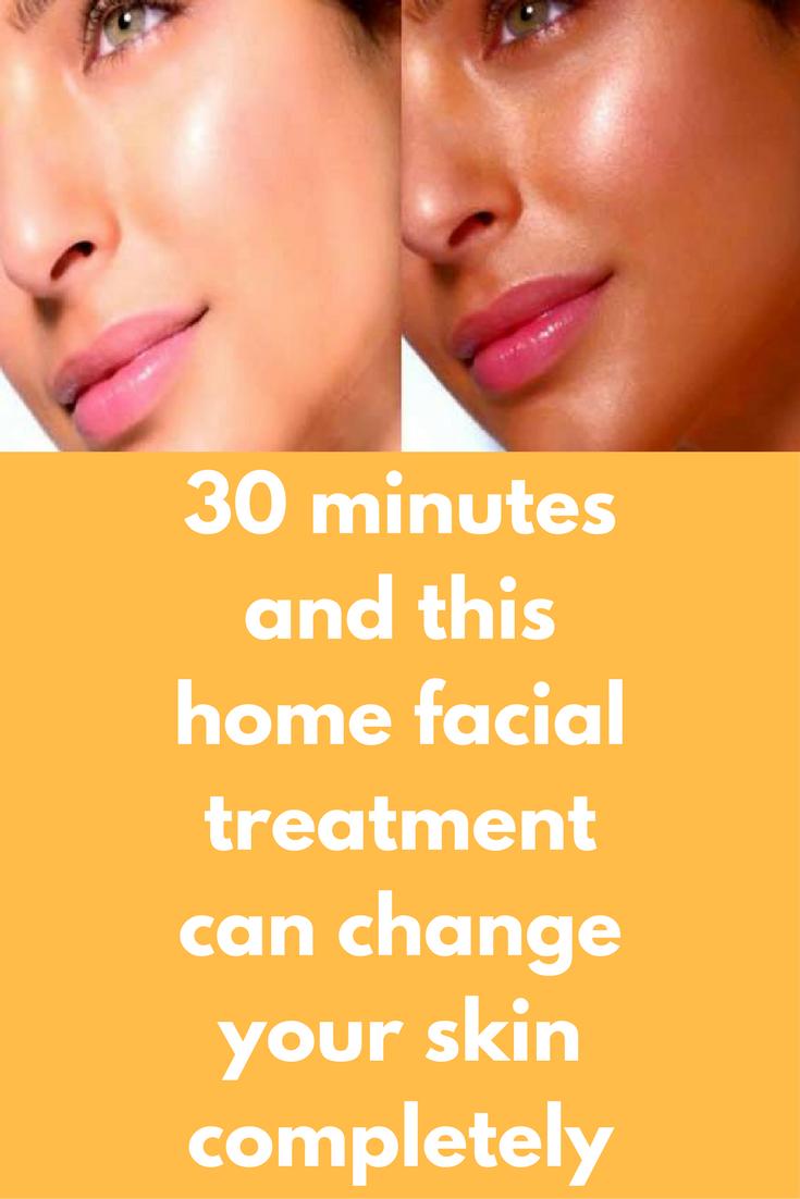 Easy at home facials