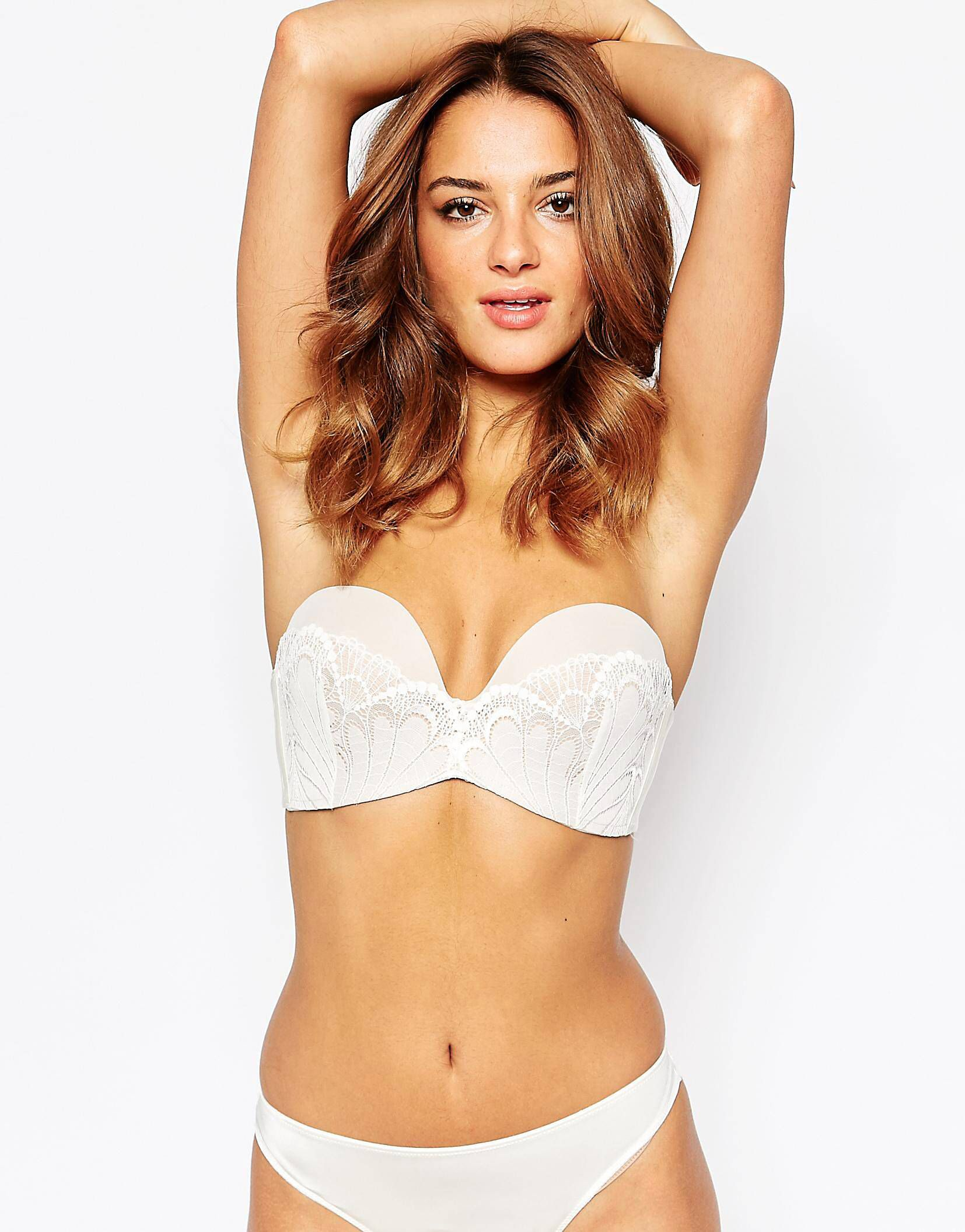 14f2197f6156 Wonderbra refined glamour ultimate strapless lace bra a - g cup ...