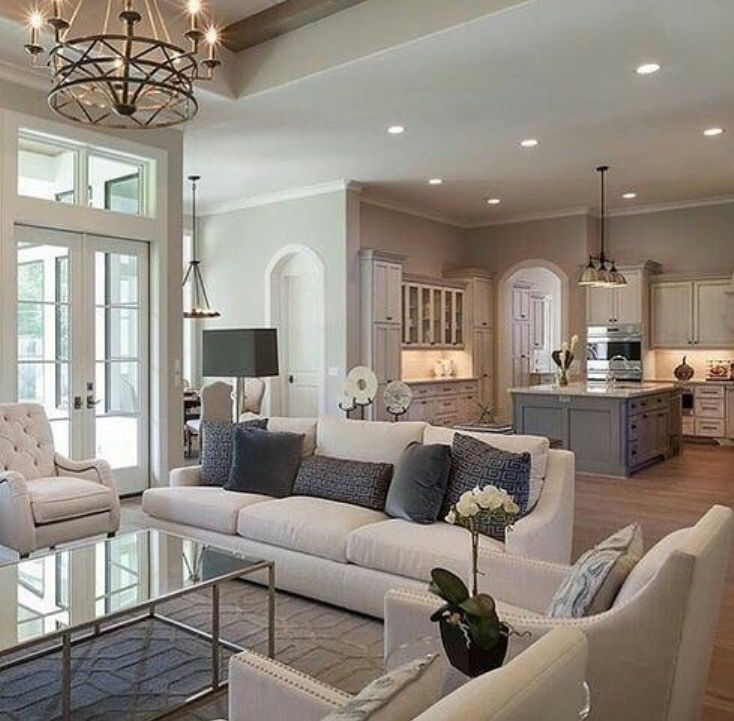 Interior Designed Living Rooms Glamorous Pinkim Owens On Home Design  Pinterest 2018