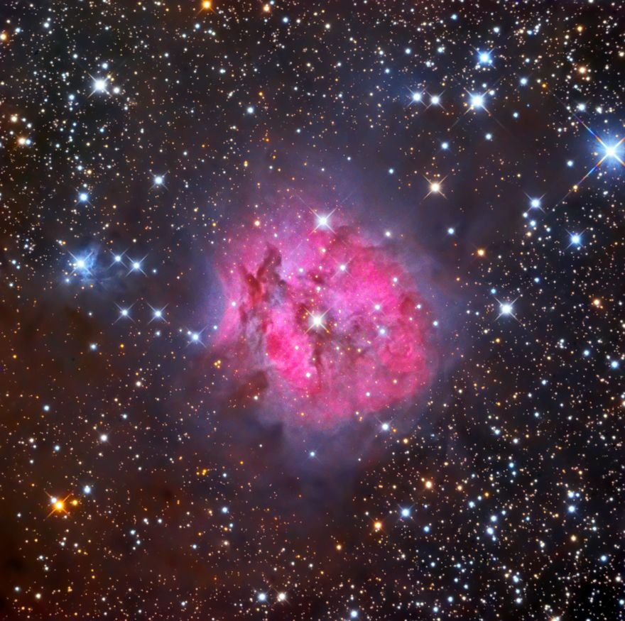 Cocoon Nebula | Images from Deep Space | Mel Martin