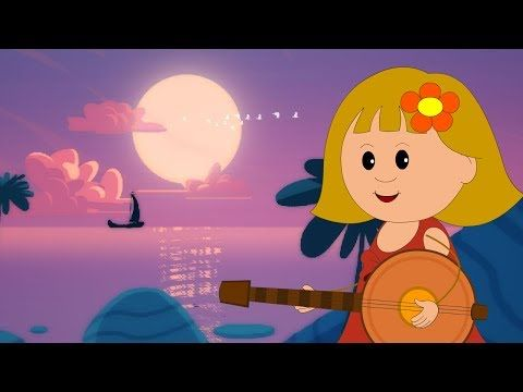 My Bonnie Lies Over The Ocean Song Oceans Nursery Rhymes