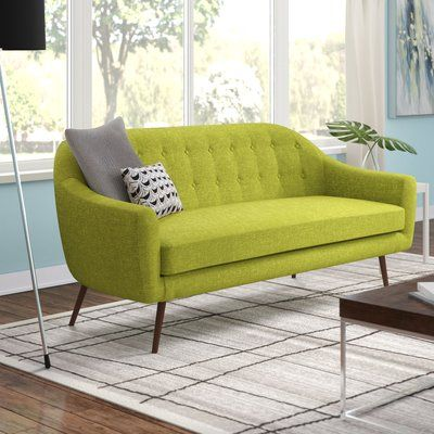 Cool Modern Rustic Interiors Collins Sofa Upholstery Color Green Evergreenethics Interior Chair Design Evergreenethicsorg