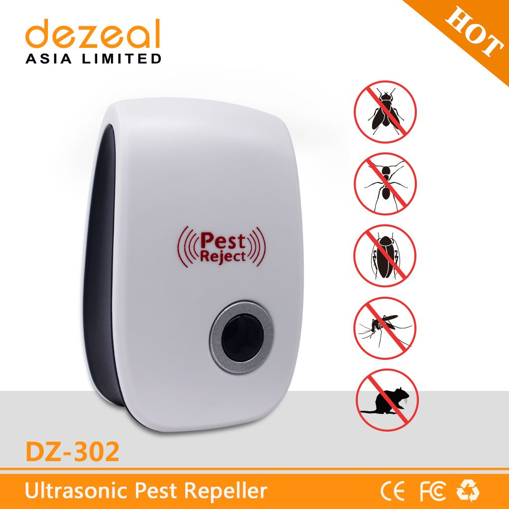 Mosquito Repeller Ultrasonic Pest Repellent Insect Circuit