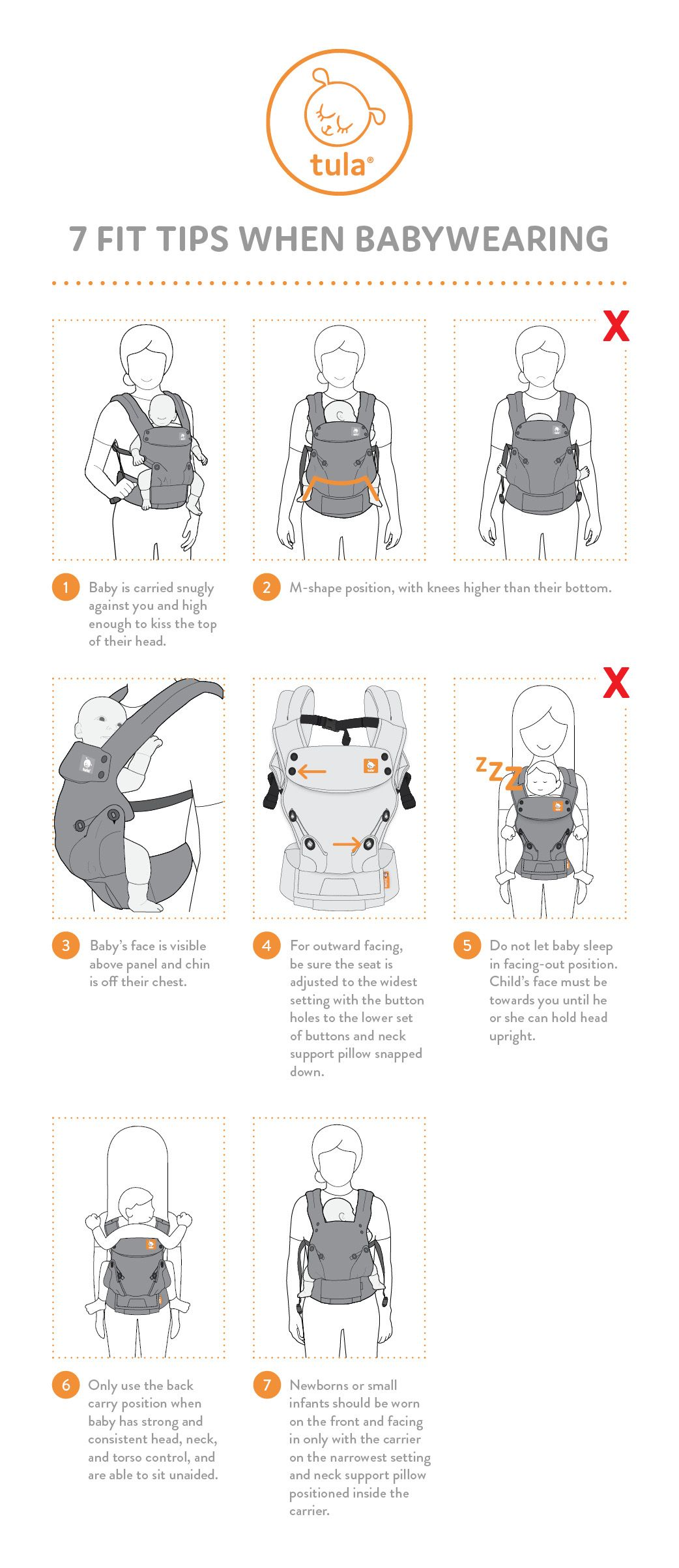 fit Tula and most SSCs GARDEN PARTY Suck//Drool Pads Baby Carrier