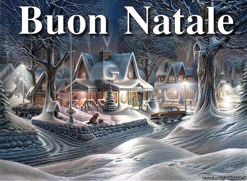 Auguri Di Buon Natale Animati.Pin Su Basilico