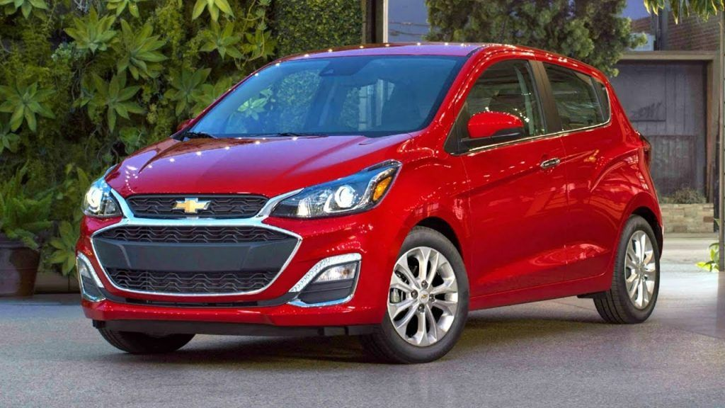 2019 Chevrolet Spark Review Engine Cost Trim Levels Features