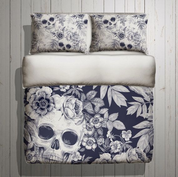 Explore Skull Bedroom Skull Decor And More