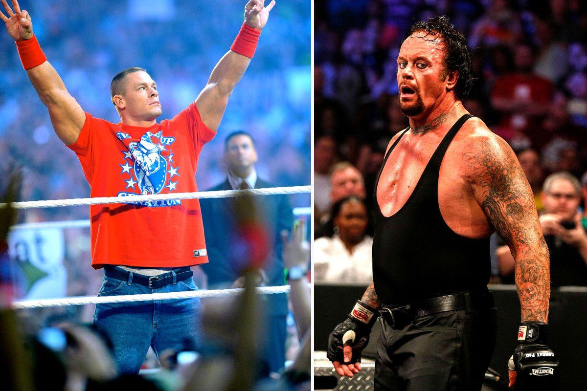 The perfect John CenaUndertaker setup WWE won't consider