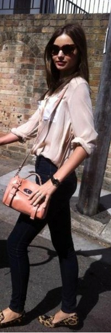 Miranda K Watch - Longines La Grande Sunglasses - Prada Jeans - Nobody Purse - Mulberry