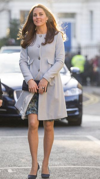 Kate middleton bare