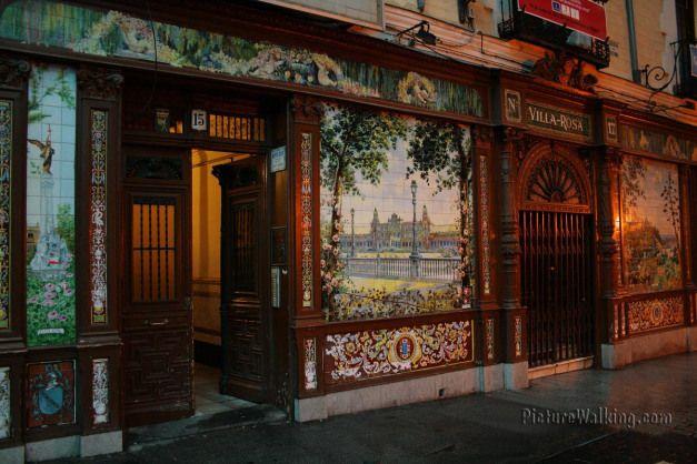 Pin En Barrio De Las Letras Madrid