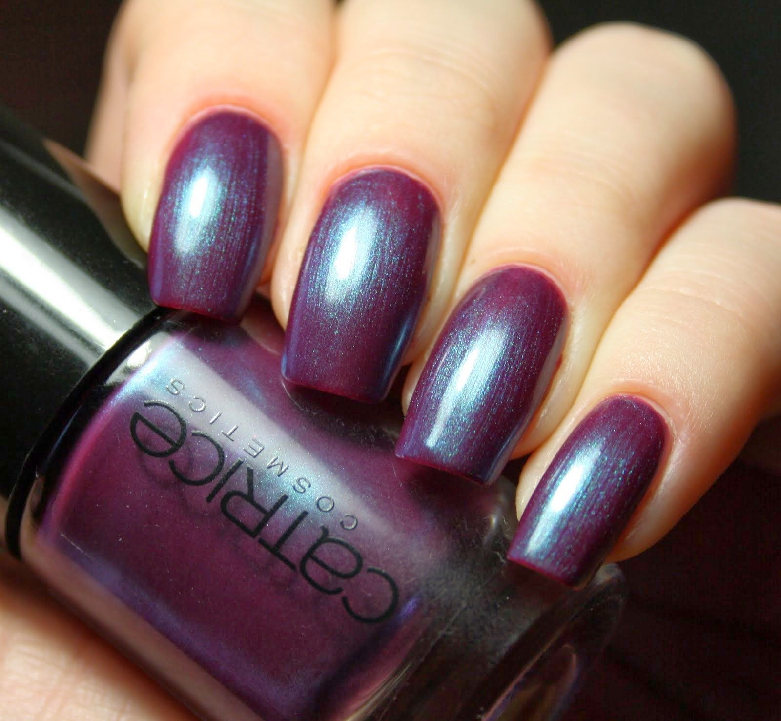 Catrice - Berry Potter & Plumbledore - THE NAME!!! | Nail Polish ...